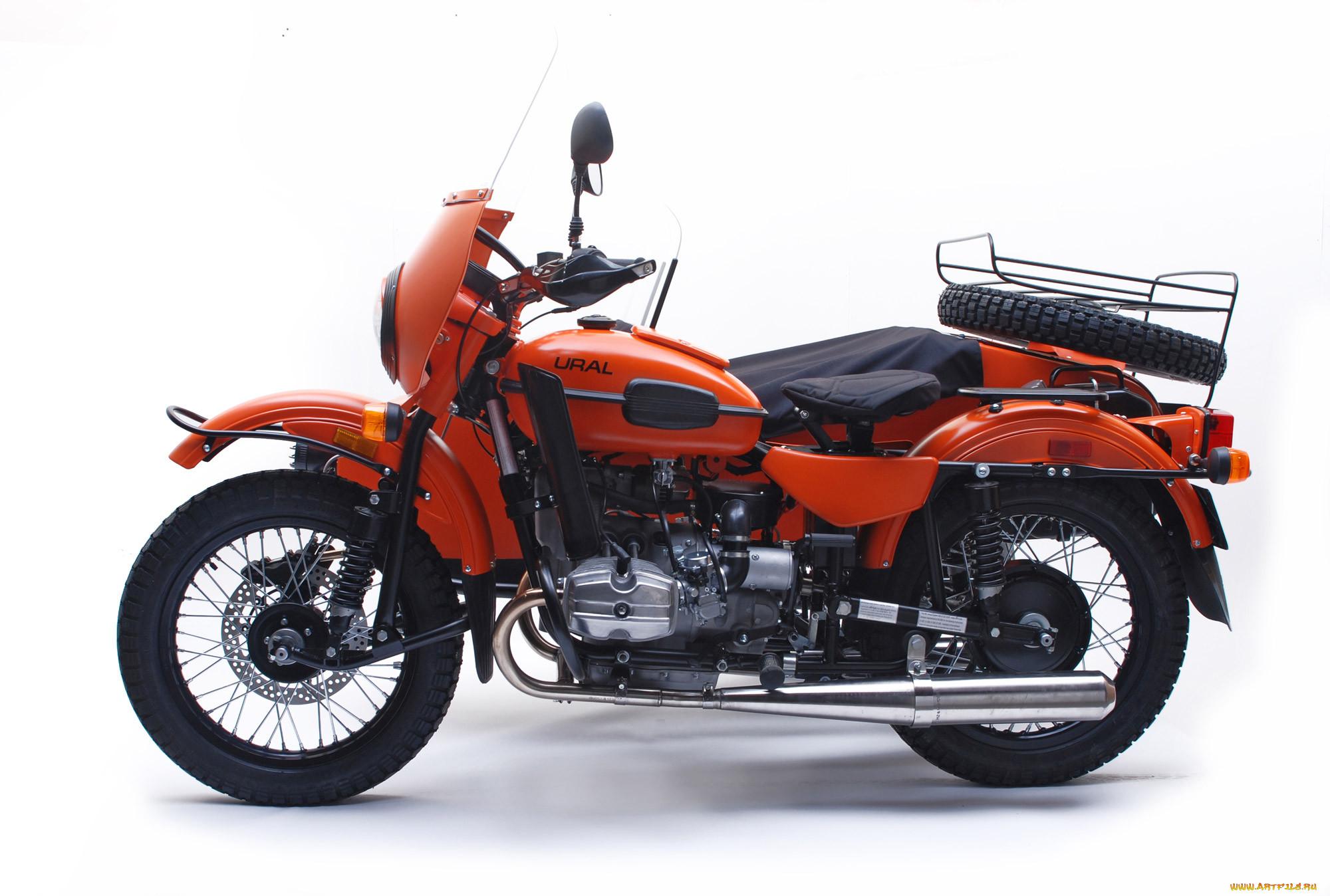 только картинки про мотоцикл урал подарок принимай